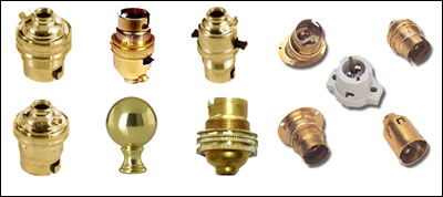 Lighting Components Brass Electrical Lighting Components Parts